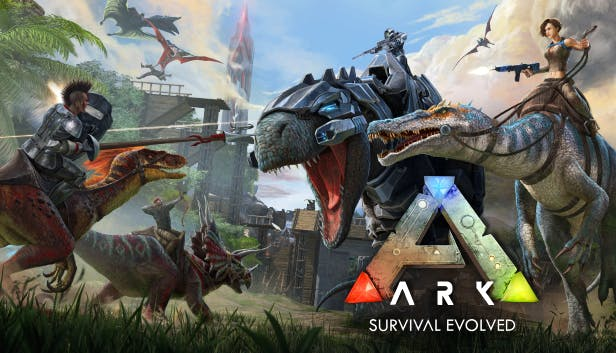 ARK: Survival Evolved na Nintendo Switch już wkrótce