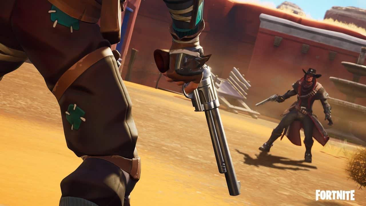 Fortnite – Aktualizacja 6.30: Dziki Zachód, Dynamit, Widmowy Pistolet
