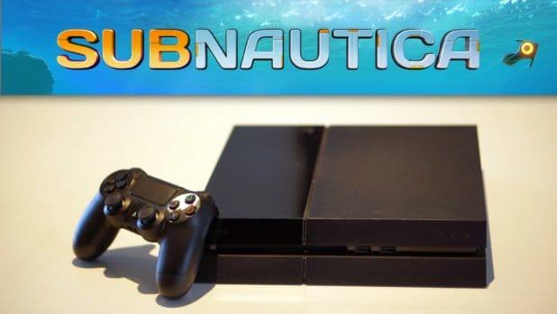Subnautica pojawi się w tym roku na PS4
