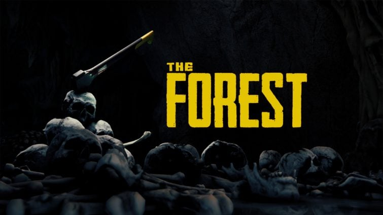 Premiera The Forest na PS4 już jutro!
