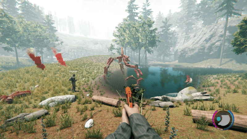 The Forest – Robak, nowy mutant od 1.10