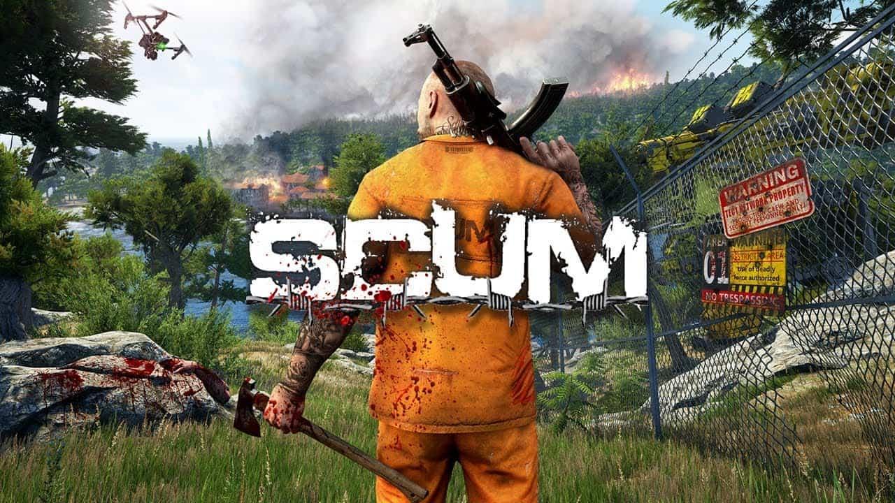 SCUM – Aktualizacja 0.1.21.10623