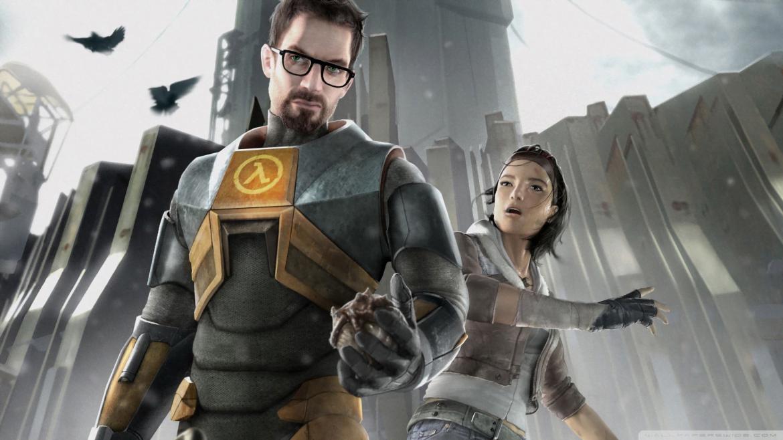 Protagonista Half-Life: Gordon Freeman