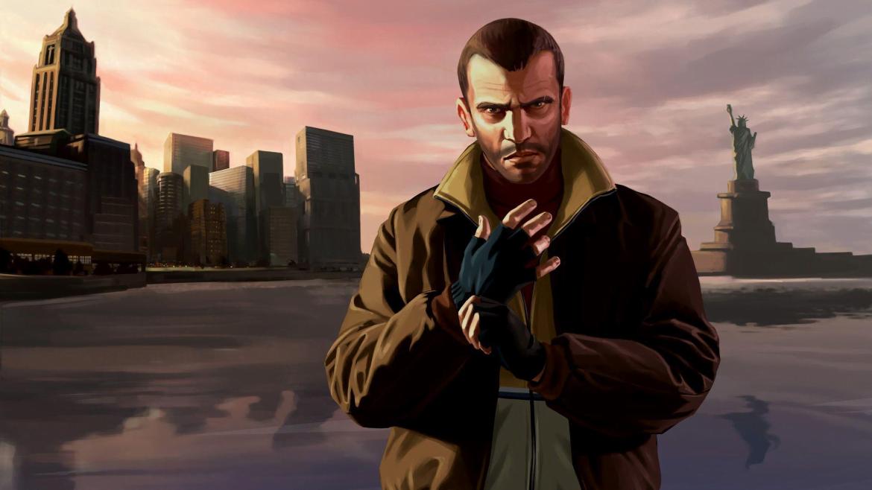 Protagonista GTA 4: Niko Bellic